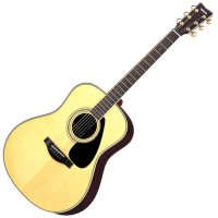 Yamaha L-Series LL16 Acoustic-Electric Guitar with...