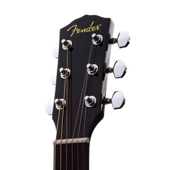 Fender CD-60 V3 Dreadnought Acoustic Guitar Black