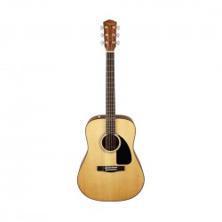 Fender Cd-60 V3 Dreadnought Acoustic In Natural With Walnut Fingerboard 0970110521