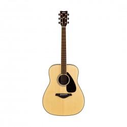 Yamaha FG820NT Dreadnought Acoustic Guitar- Natural