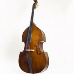 Stentor Student II double bass outfit