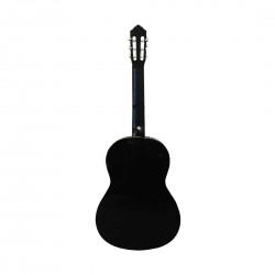Yamaha C40 Full Size Classical Guitar - Black
