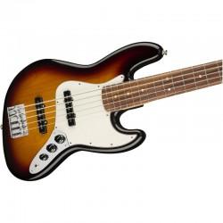 Fender 0149953500 Player Jazz Bass V - 3-Tone Sunburst with Pau Ferro Fingerboard