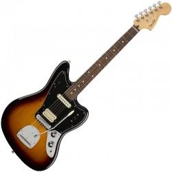 Fender  0146303500 Player Jaguar Electric Guitar Pau Ferro -  3 Tone Sunburst
