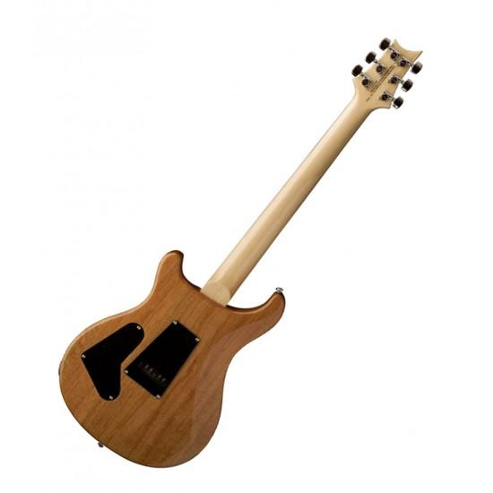 PRS SE CU4TG Custom 24 Guitar In Trampas Green Finish, PRS SE Gig Bag Included