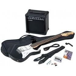 Yamaha EG112GPII  BS Electric Guitar Package - black