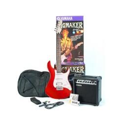 Yamaha EG112GPII MTR Electric Guitar Package - Metallic Red