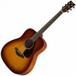 Yamaha FG Series FGX800C Acoustic Electric Guitar - Sand Burst