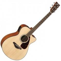 Yamaha FSX800C Acoustic-electric Guitar-Natural