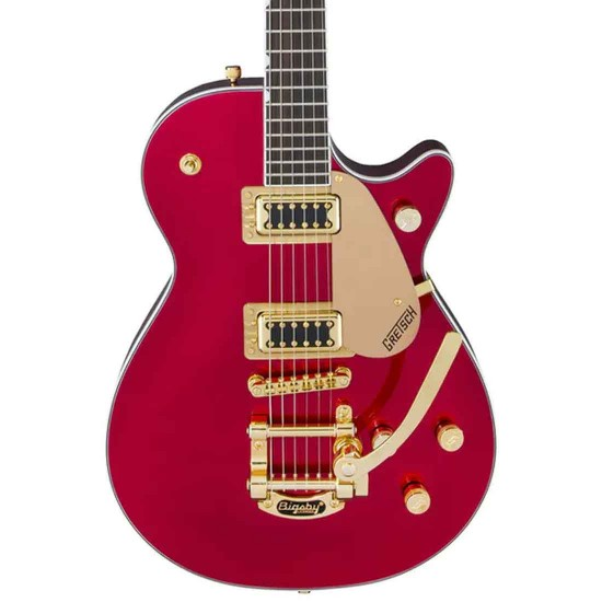 Gretsch G5435TG-CAR-LTD  2507010509 Electromatic Pro Jet- Candy Apple Red with Gold Hardware