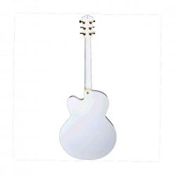 Yamaha AES1500 Semi-Hollowbody Electric Guitar - Pearl Snow White