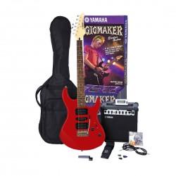 Yamaha ERG121GPII MTR  Electric Guitar Package - Metallic Red