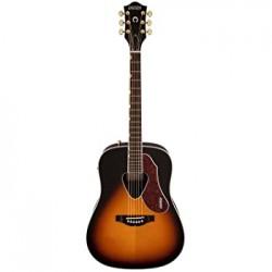 Gretsch G5024E Rancher Dreadnought Acoustic Electric Guitar- Sunburst