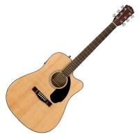 Fender 0970113021 CD-60SCE Dreadnought Cutaway Aco...