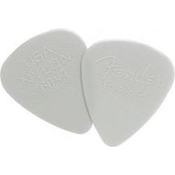 Fender® Nylon Pick, 12 Pack .60 - 098-6351-750
