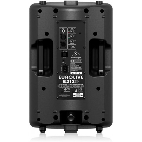 Behringer Eurolive B212D 550W 12 inch Powered Speaker