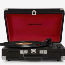 Crosley Cruiser Deluxe Turntable BlackX000D_