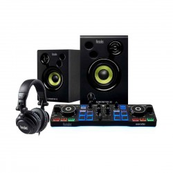 Hercules DJ DJ Starter Kit - Complete DJ System