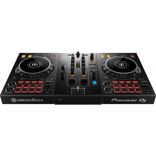 Pioneer DDJ-400 2-channel DJ Controller for Rekordbox DJ
