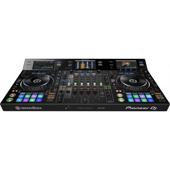 Pioneer DDJ-RZX Professional 4-channel Controller for rekordbox dj & rekordbox video