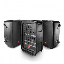 """JBL EON208P Packaged 8"""" 2-Way PA with Powered 8-Channel Mixer and Bluetooth®"""