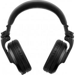 Pioneer HDJ-X5-K Over-ear DJ Headphones - Black