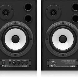 Behringer - MS20 24-Bit/192 Khz Digital 20-Watt Stereo Near Field Monitors
