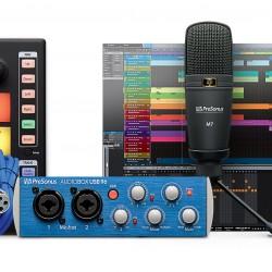 Presonus PreSonus Atom Producers Lab Recording Bundle