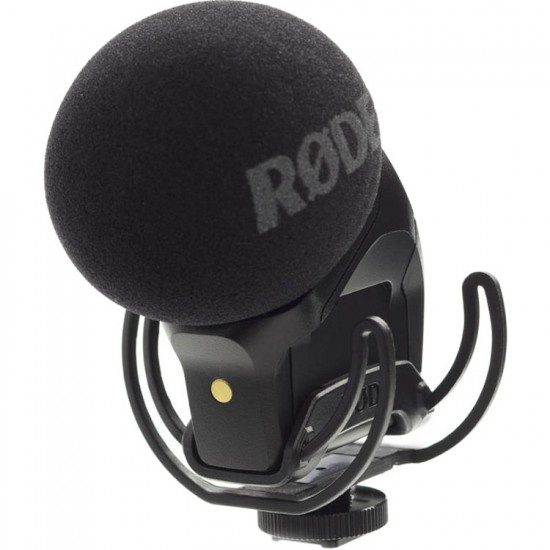 Rode SVMPR Stereo Videomic Pro Stereo On-camera Microphone