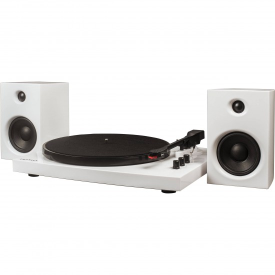 Crosley T100 Turntable System White