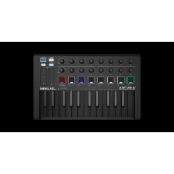 Arturia MiniLab MkII 25 Slim-key Controller Black