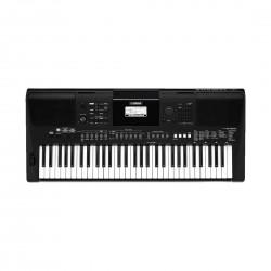 Yamaha PSR-E463 61-key Portable Keyboard with Free Bag and Stand
