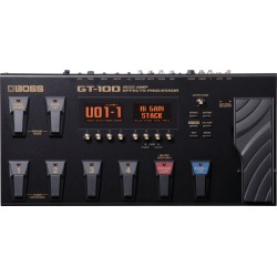 Roland GT-100 GUITAR EFFECT PROCESSOR