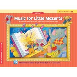 Music for Little Mozarts: Music Workbook 1