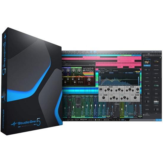 PreSonus AudioBox 96 Ultimate Bundle 25th Anniversary Edition