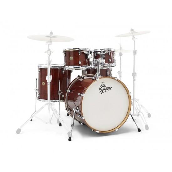 Gretsch CM1-E825-WG Catalina Maple Walnut Glaze Finish Hardware & Cymbals Not Included