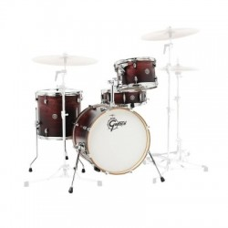 Gretsch CT1-J484-SAF Catalina Club Satin Antique Fade Finish Hardware & Cymbals Not Included