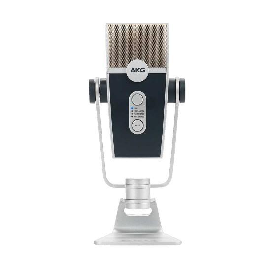 AKG Lyra C44-USB Ultra-HD Multimode USB Microphone