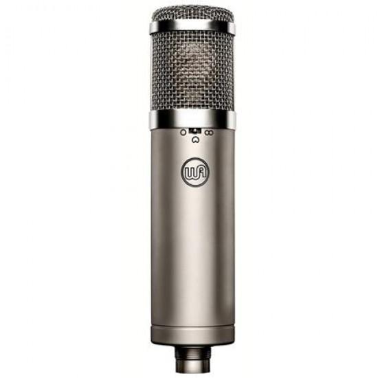 Warm Audio WA-47jr Large-Diaphragm FET Condenser Microphone - Nickel