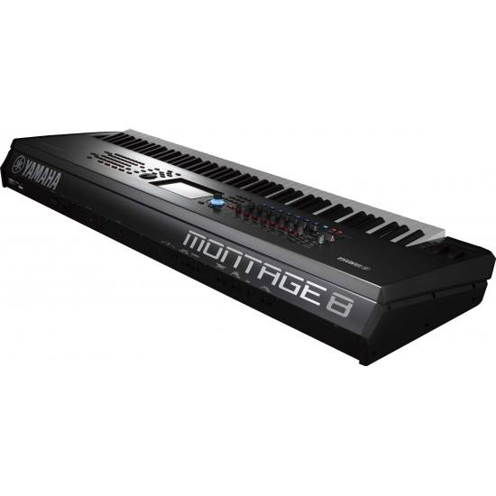 Yamaha Montage 8 88-key Synthesizer