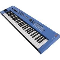 Yamaha MX61 Music Synthesizer - Blue