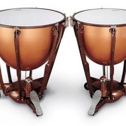 Ludwig Polished Copper Timpani Lks402P