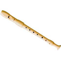 Hohner B9517 Melody C Descant Recorder Flute