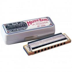 Hohner M1896037 Classic Marine Band D