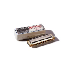 Hohner M1896107 Marine Band Classic Harmonica in A