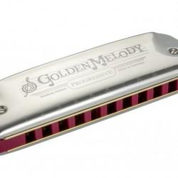 Hohner M542106X Golden Melody Classic Harmonica